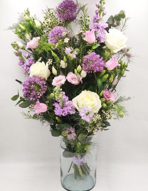 rouwbloemen bestellen