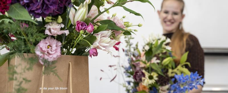 bloemen bestellen rotterdam den haag